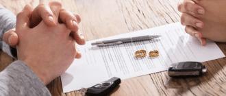 Как делится кредитный автомобиль при разводе фото