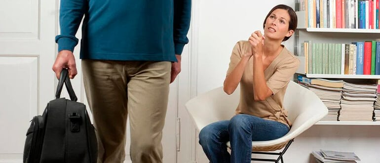 Как лучше сообщить жене о разводе фото