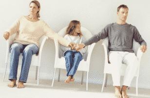 Как определяется место жительства ребенка при разводе фото