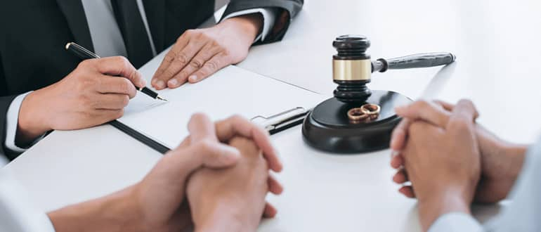 Как подписать соглашение о детях при разводе фото