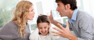 Как происходит развод при наличии детей до 14 лет фото
