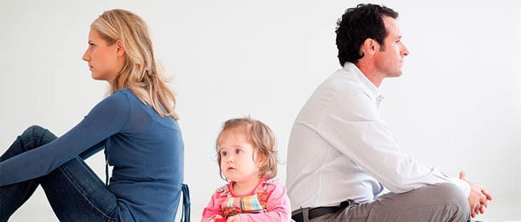 Как происходит развод родителей с детьми до 3 лет фото