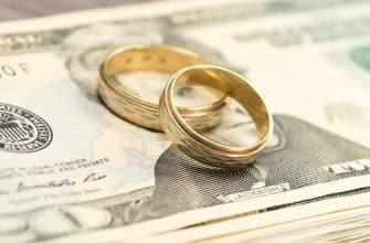 Как разделить деньги при разводе фото