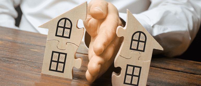 Как разделить ипотечную квартиру при разводе фото