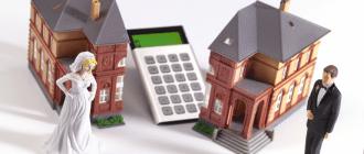 Как разделить кредит по ипотеке и имущества за рубежом при разводе фото