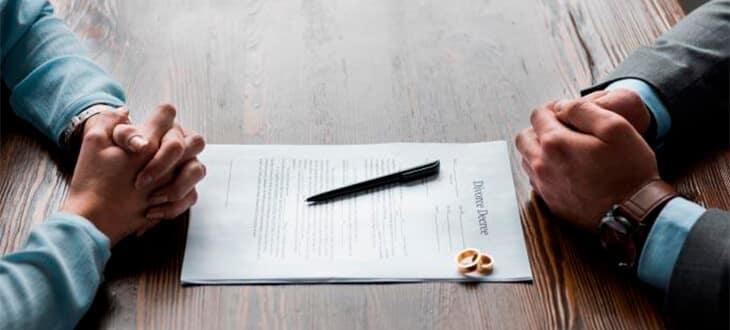 Как заполняется совместное заявление о расторжении брака фото