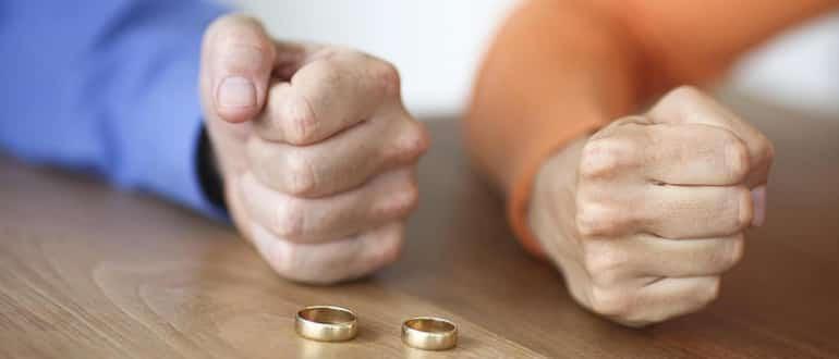 Непримиримые разногласия в заявлении на развод фото