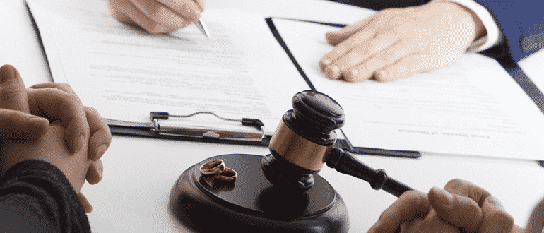 Определение суда о разводе фото