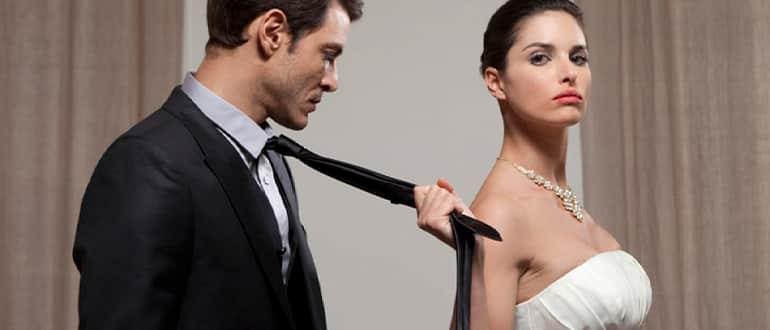 Почему после развода мужчина сразу поженился фото
