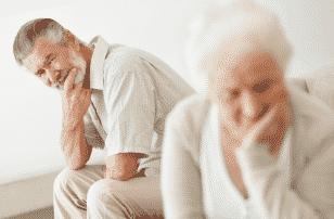 Почему происходит развод у пожилых людей фото