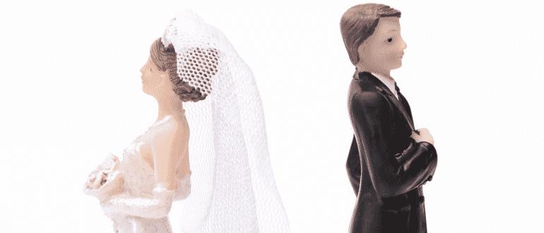 Почему супруги разводятся через год после свадьбы фото