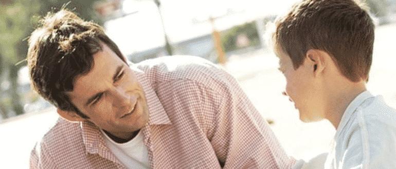Порядок общения с ребенком после развода фото