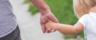 Права у отца на ребенка при разводе фото