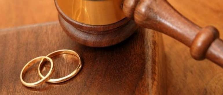Развод без присутствия одного из супругов фото