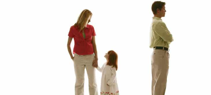 Развод в одностороннем порядке для пар с детьми фото