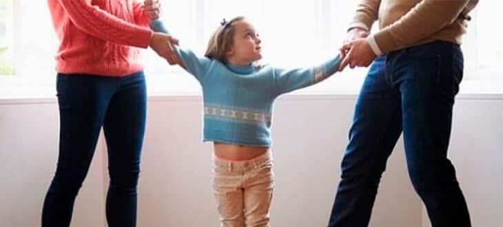 Совместная опека над ребенком после развода фото