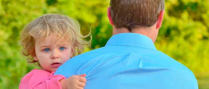 Возможен ли развод семьи с малолетним ребенком фото