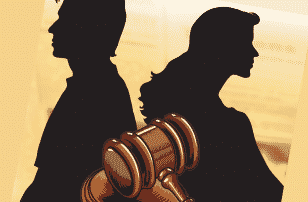 Беседа при разводе в суде фото