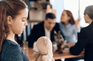 Как оставить детей с отцом при разводе фото