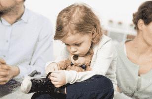 Как проходит развод при наличии несовершеннолетних детей фото