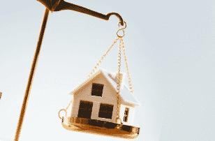 Как разделить неоформленный дом при разводе фото