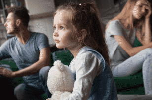 Жилье ребенку при разводе родителей фото